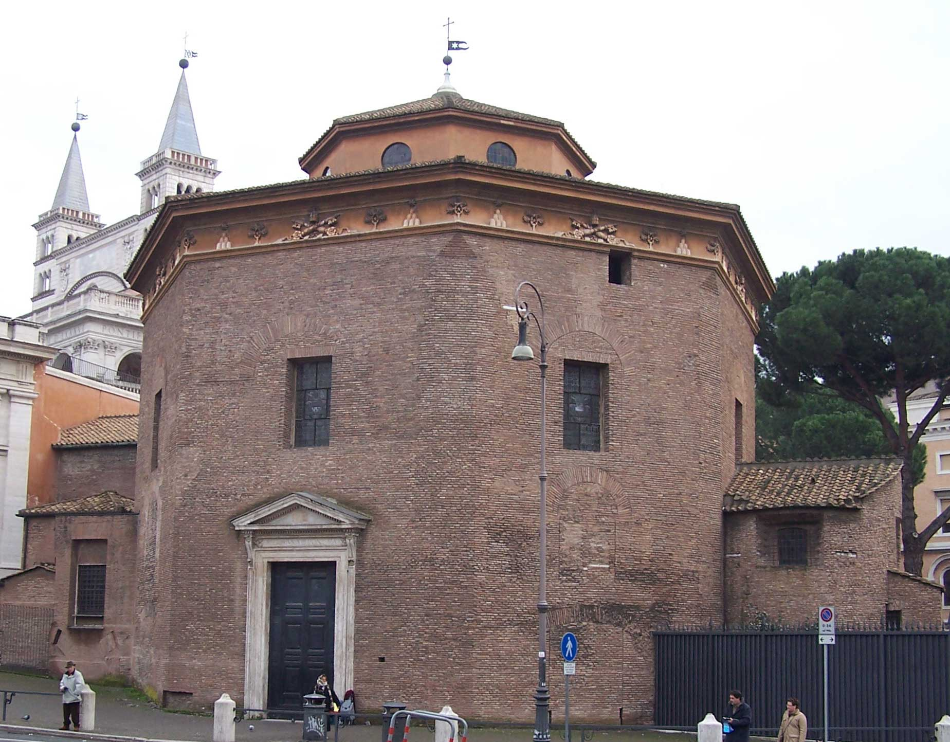 Battistero S.Giovanni in Laterano